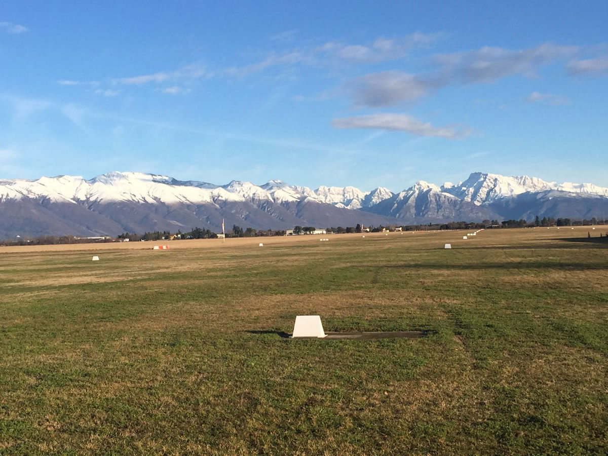 Alpi Aviation Flugplatz Pordenone (Italien)